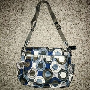 Authentic Coach Diaper bag.